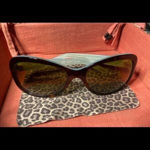 Ralph Lauren sunglasses brown/aqua